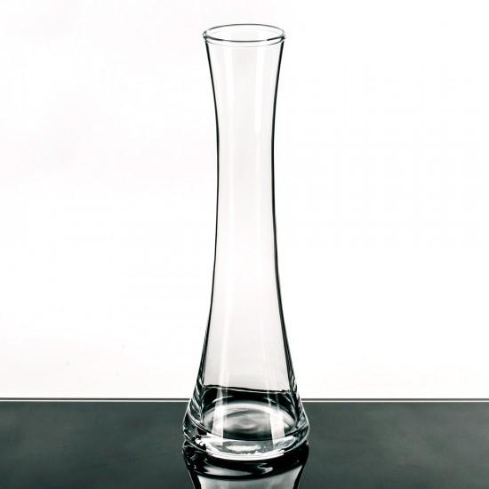 """Violetero cristal """"vitro"""" transparente 25 cm"""