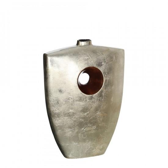 """Jarrón cerámica """"legad"""" champán"""