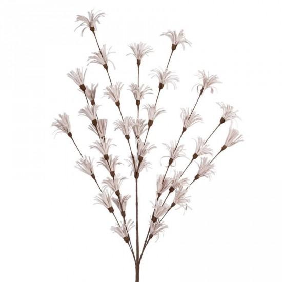 Rama floral color rosa palo 51 cm