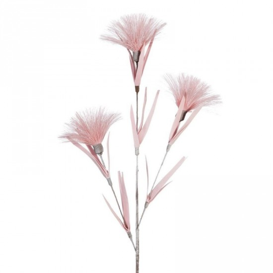 Rama floral color rosa 42 cm