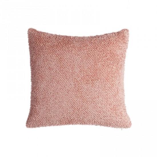 "Cojín ""mild"" rosa 45 x 45 cm"