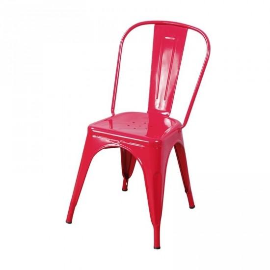"Silla ""volter"" roja"