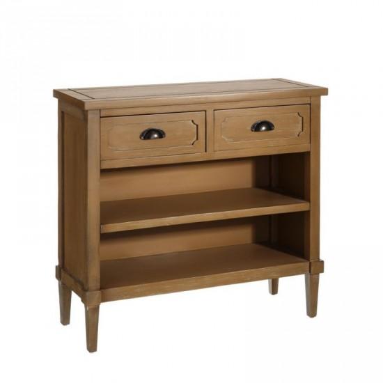 "Mueble recibidor ""elana"" natural 80 cm"