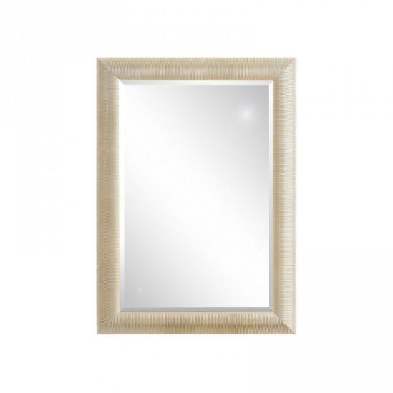 """Espejo """"silver"""" madera 76 x 106 cm"""