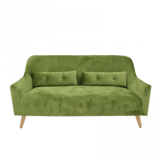 "Sofá ""ariel"" verde"