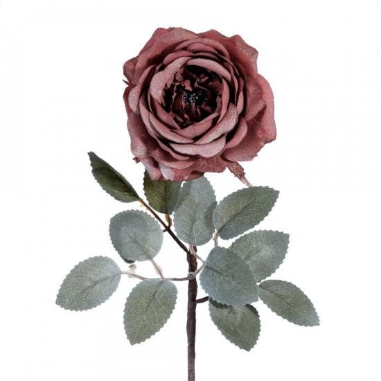 Flor rosa de color lavanda de 60 cm