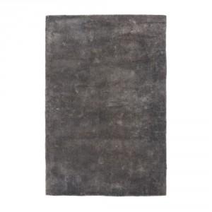 Alfombra menz plata 120 x 180 cm Ibele Home