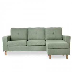 "Sofá chaise longue ""dissal"" mint"