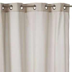 "Cortina ""prime"" color beige 140 x 260 cm"
