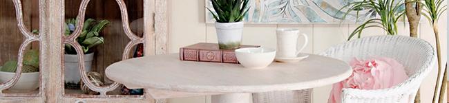 Sección decoración hogar